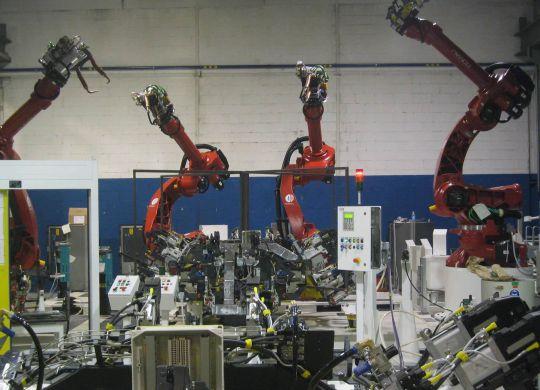 impianti-robotizzati